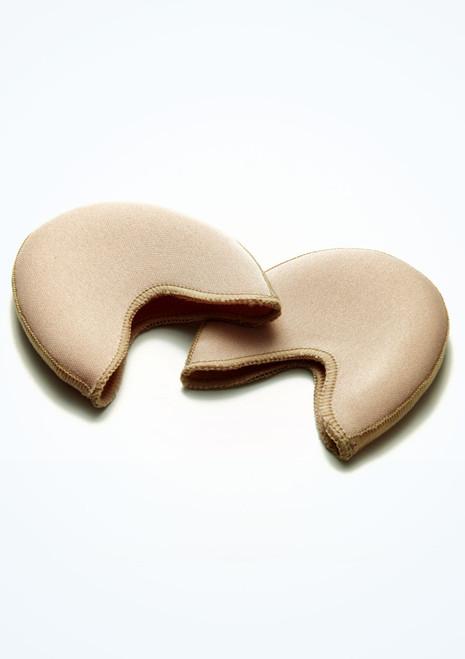 Bloch Almohadilla puntas Tan Pointe Shoe Accessories [Marrón Claro]