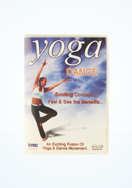 Yoga Dance DVD imagen principal.