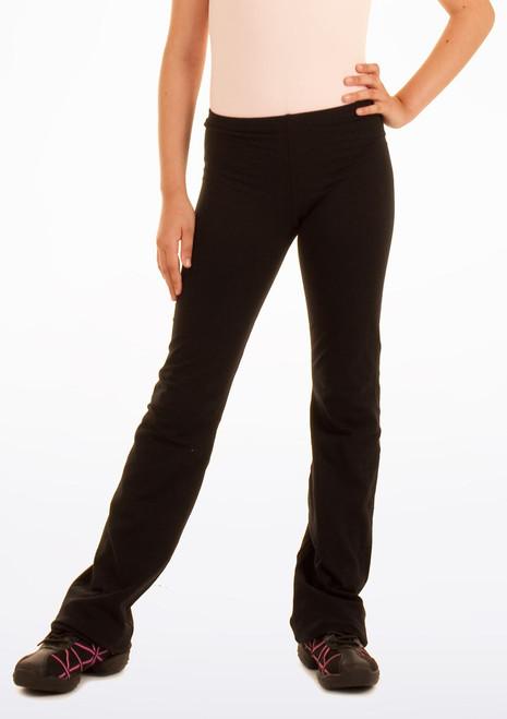 Pantalon Jazz Nina Claudia Move Dance Negro. [Negro]