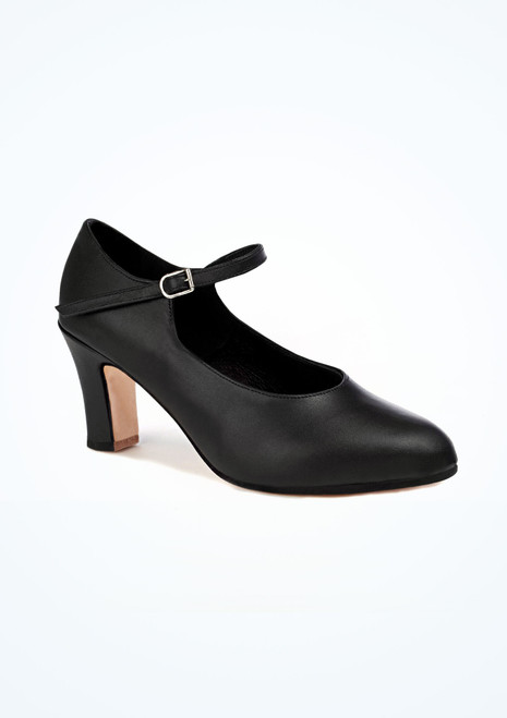 Zapatos Caracter Supergrade Chicago Freed Negro. [Negro]
