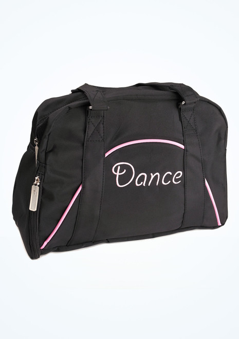 Capezio Bolsa de Danza Bordada Negro [Negro]