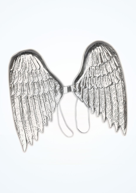 Alas de angel de plata. [Plata]