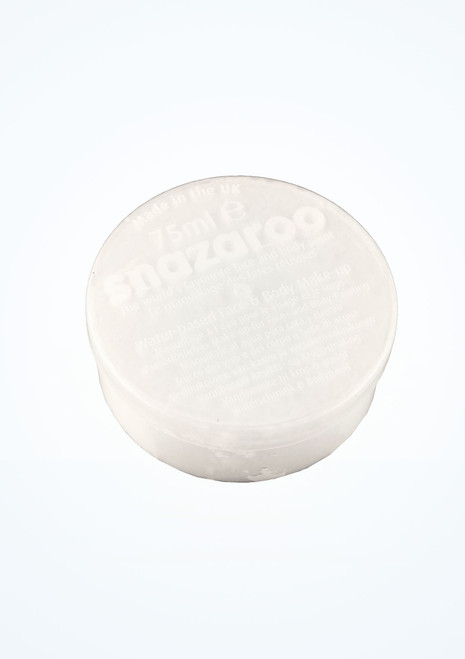 Pintura blanca para la cara 75ml White [Blanco]