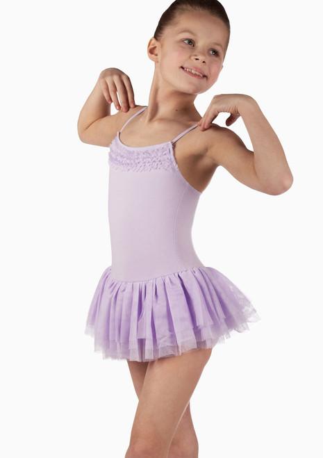 Vestido tutu Maci de Alegra Violeta. [Violeta]