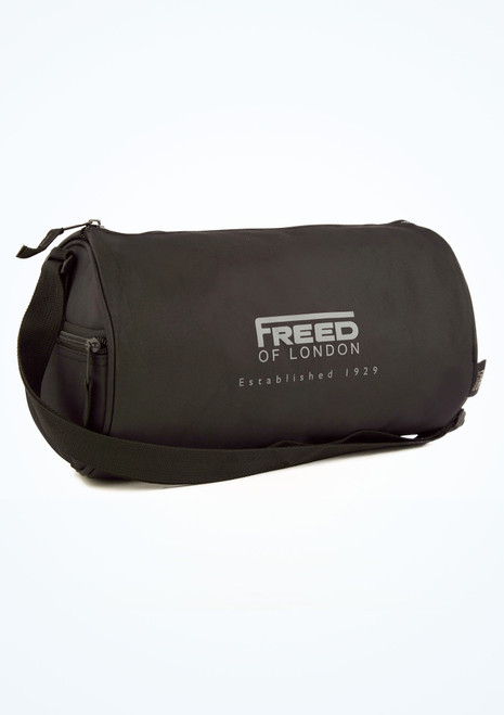 Bolso de barril negro Freed. [Negro]
