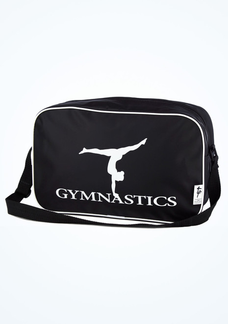Bolsa de gimnasia Tappers and Pointers Negro frontal. [Negro]