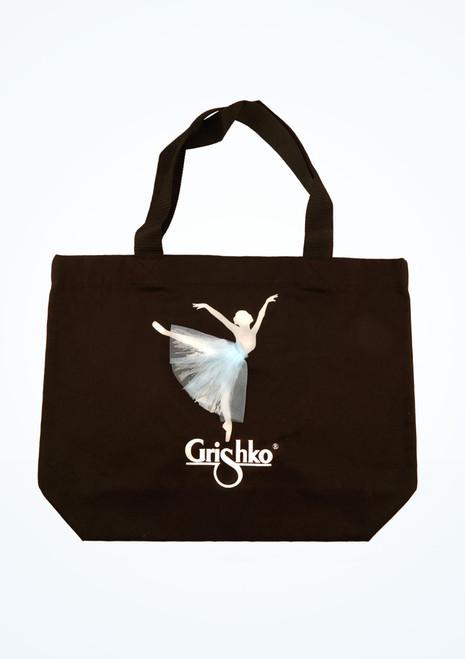 Bolso de hombro Ballerina Tutu Grishko Azul frontal. [Azul]