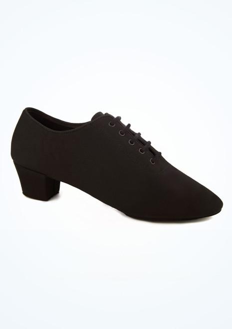Zapato de latino Thunder con tejido de pantalon Ray Rose Negro imagen principal. [Negro]