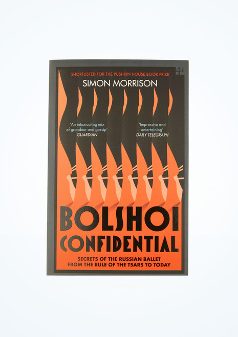 Bolshoi Confidential : Secrets of the Russian Ballet  Libro imagen principal.