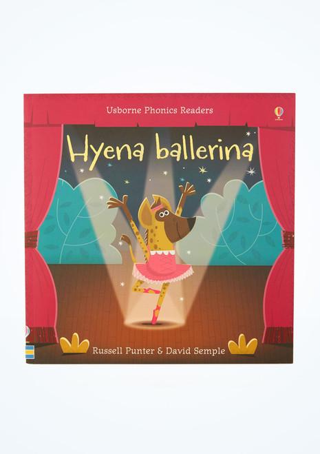 Hyena Ballerina Libro imagen principal.