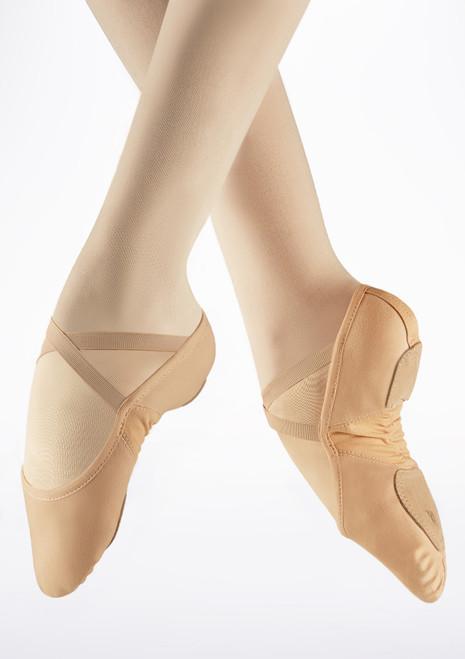 Zapatilla de ballet Pro Move Rosa imagen principal. [Rosa]