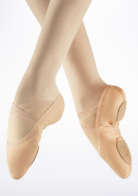 Zapatillas de Ballet Light Pro Move Dance Rosa imagen principal. [Rosa]