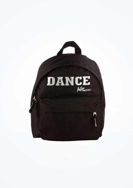 Mochila Dance Intermezzo Negro frontal. [Negro]