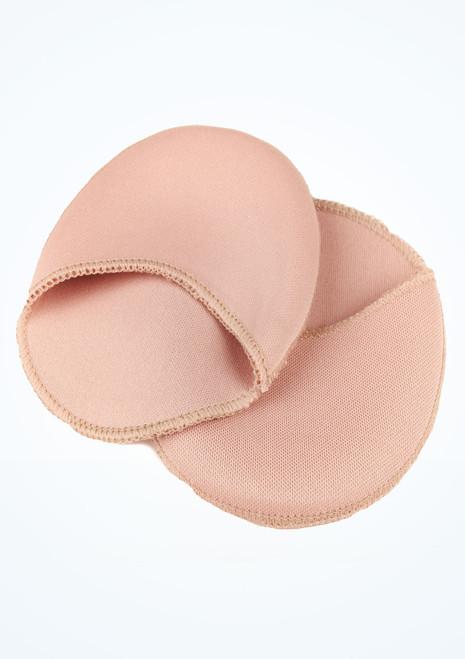 Tendu Funda para Dedos Tan Pointe Shoe Accessories [Marrón Claro]