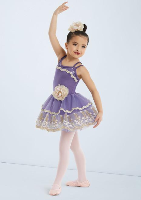 Weissman Beautiful Baby Violeta frontal. [Violeta]