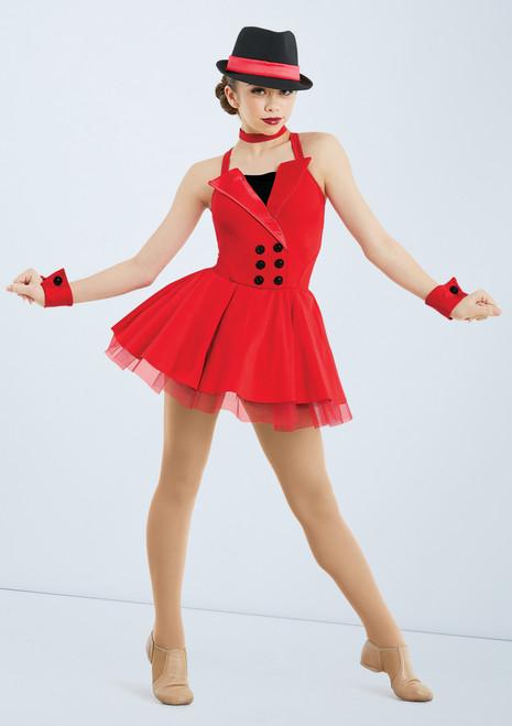 Weissman Hallelujah I Love her So Rojo frontal. [Rojo]