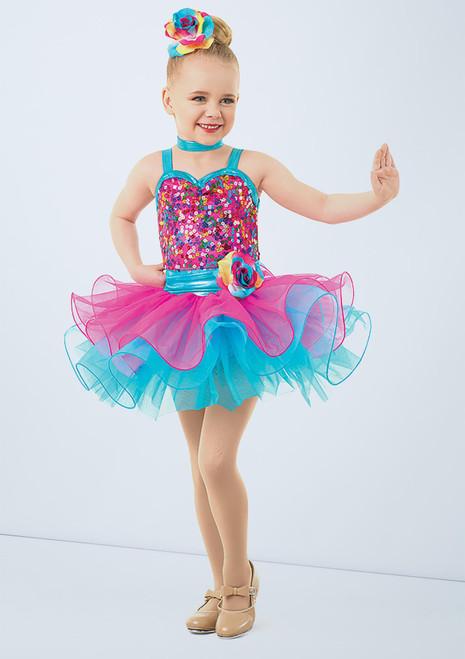 Weissman Dance Dance Rosa frontal. [Rosa]