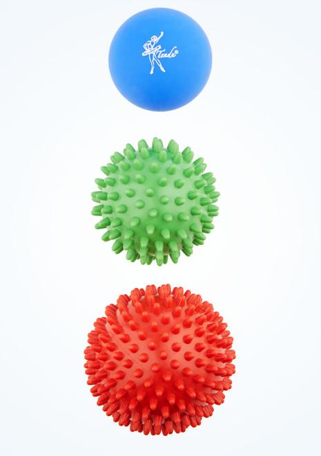 Juego de bolas de masaje Tendu  Delante-1T []