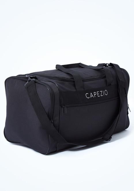 Bolsa de baile diario Capezio Negro  Delante-1T [Negro ]