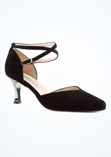Zapatos de baile Melodie Werner Kern de 6,35 cm Negro imagen principal. [Negro]