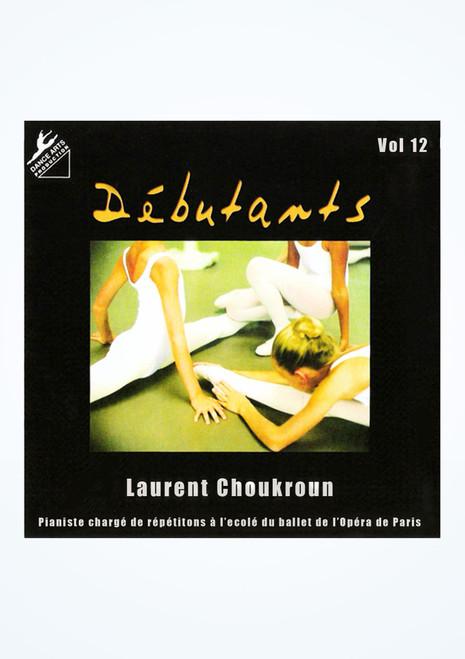 Laurent Choukroun Ballet Class Music Vol 12 frontal.