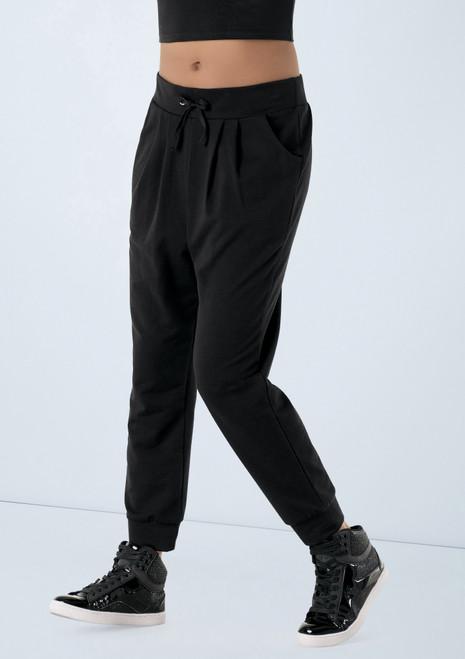 Weissman Cropped Harem Pants