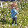 """Windmill Top"" Size 1 - 14 KIDS Knit PDF Sewing Pattern by Wicked Patterns"