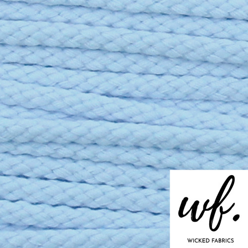 """Cord Hood 6MM in """"Baby Blue"""" - 5M Pack"""