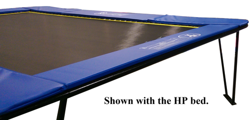 6 X 12 Trampmaster Straight Frame Trampoline United Athletic