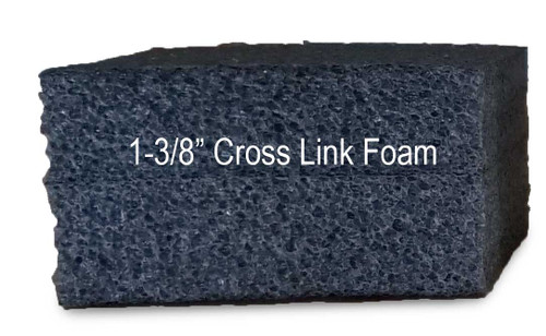 "1-3/8"" Cross-Linked Polyethylene Roll"