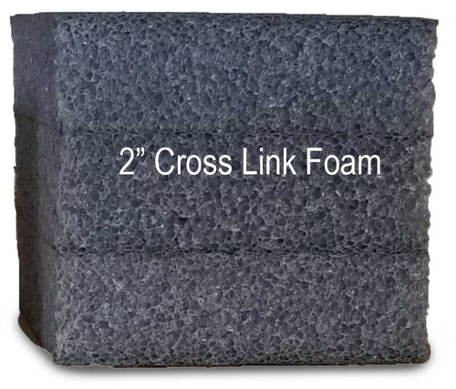 "2"" Cross-Linked Polyethylene Roll"