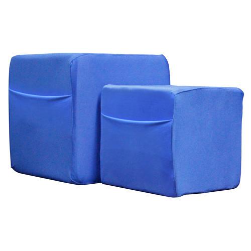 """6"""" Pit Cube Covers 300/case (15cm)"""