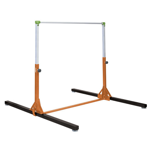 ELITE™ KIDS GYM Low Horizontal Bar Set – Laminate Bar