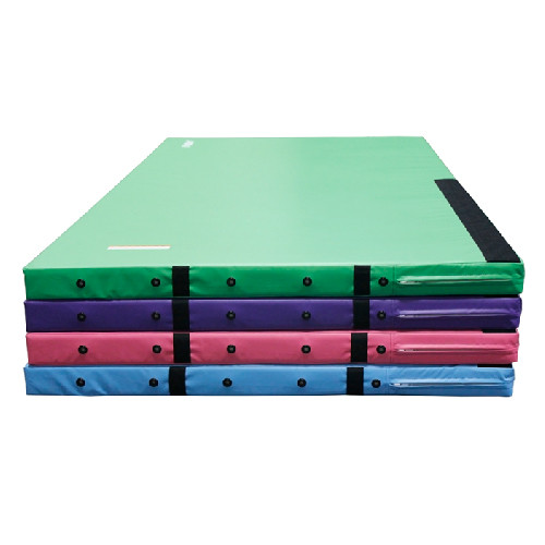 ELITE™ KIDS GYM Mats5' x 10' V2 Lime Green Mat*