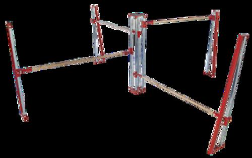 Polaris Quad Bar Apparatus 8' Bars
