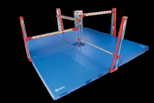 NEW! 8' Polaris Quad Bar Complete Package, Includes: Mats & 6' Carboflex Rails