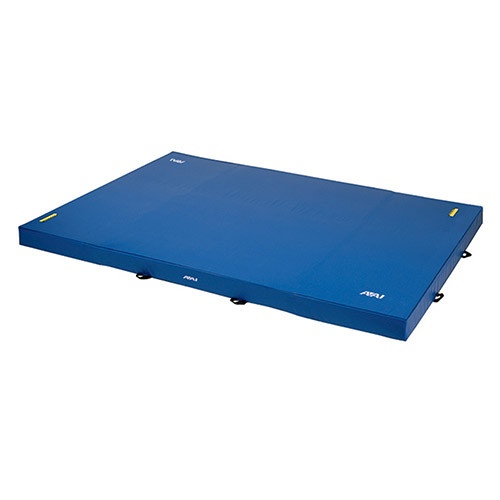 8' x 12' x 7.8' (2.4m x 3.6m x 20cm) V4 - Single - fold