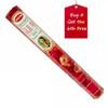 Precious Gulab Incense Sticks 20 gram Hexagonal