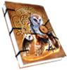 Celtic Owl Journal Handmade Parchment