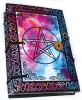 Pentagram Parchment Journal