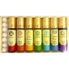 Chakra Collection Perfume Oil 8ml - Roll On - Set of 7
