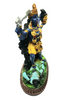 Kali Dark Mother Resin Statue Small 13cm