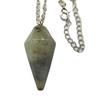 6 Sided Labradorite Pendulum SECONDS