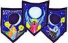 Triple Moon Goddess Prayer Flags