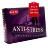 Anti Stress Hem Incense Cones