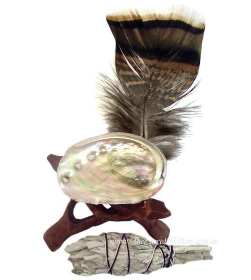 White Sage Smudge Kit