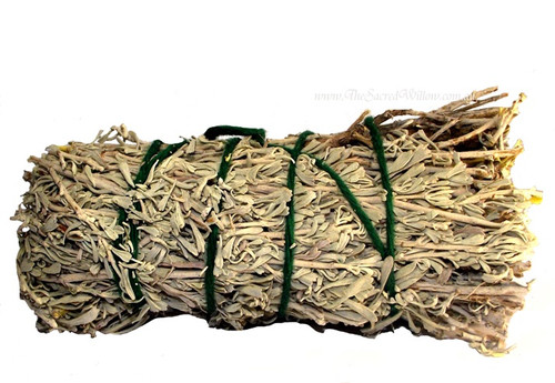 Sage & Sweet Grass Smudge Stick 12cm