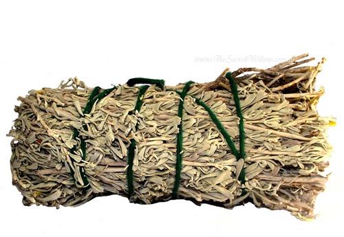 Sage & Sweet Grass Smudge Stick 12cm
