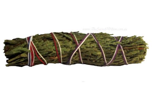 "Cedar Smudge Stick 5"" American"