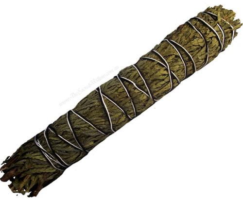 "Cedar Smudge Stick 7"" American"